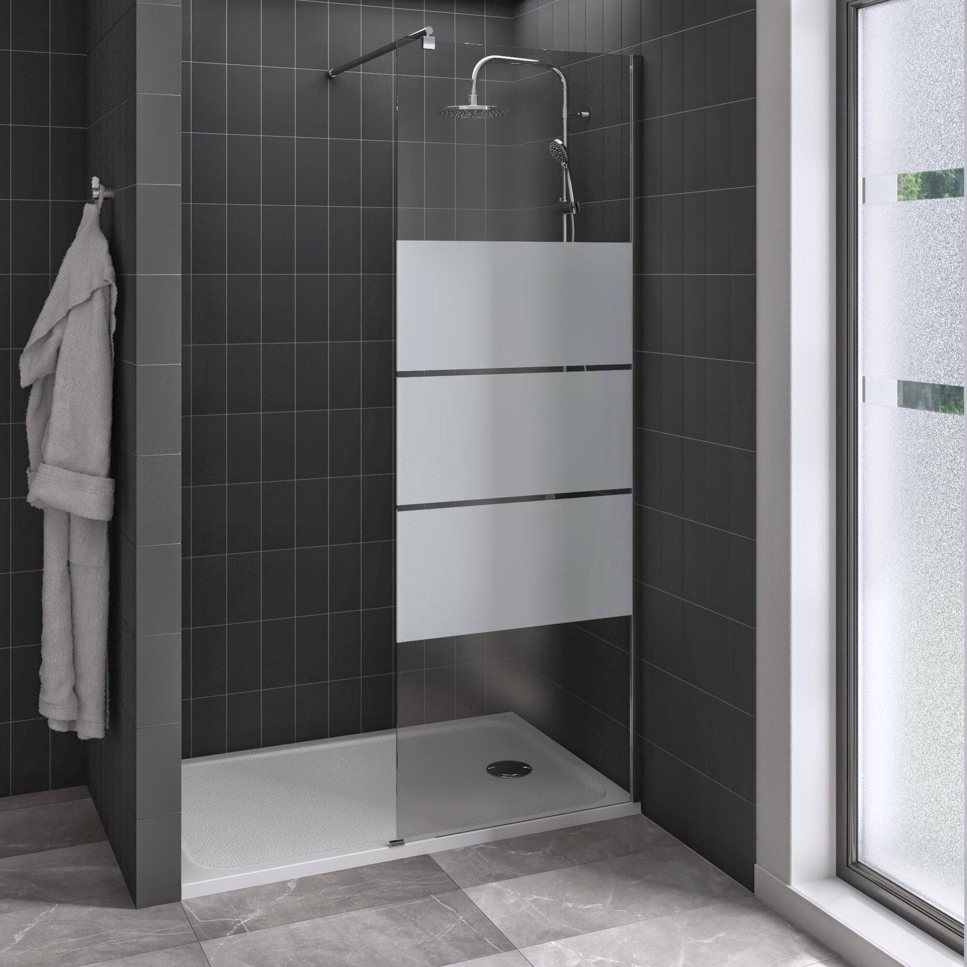 Piatto doccia resina sintetica e polvere di marmo Easy 80 x 120 cm bianco - 20