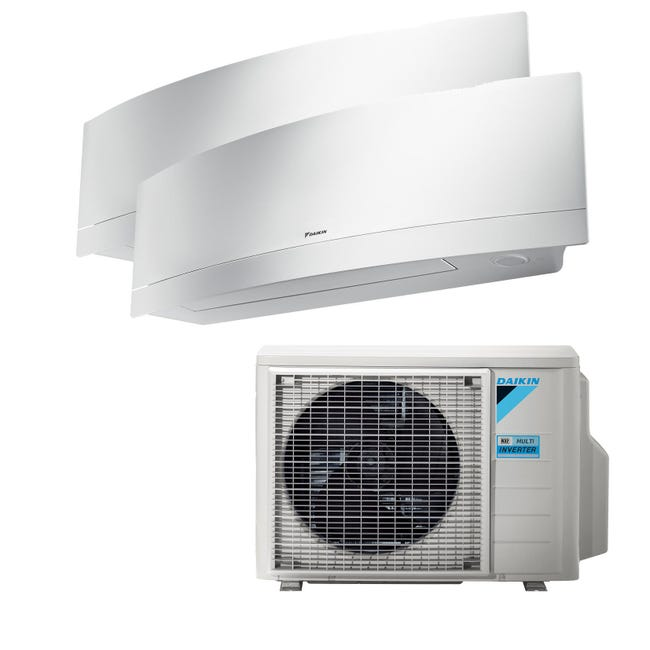 Climatizzatore dualsplit DAIKIN Emura 13600 BTU - 1