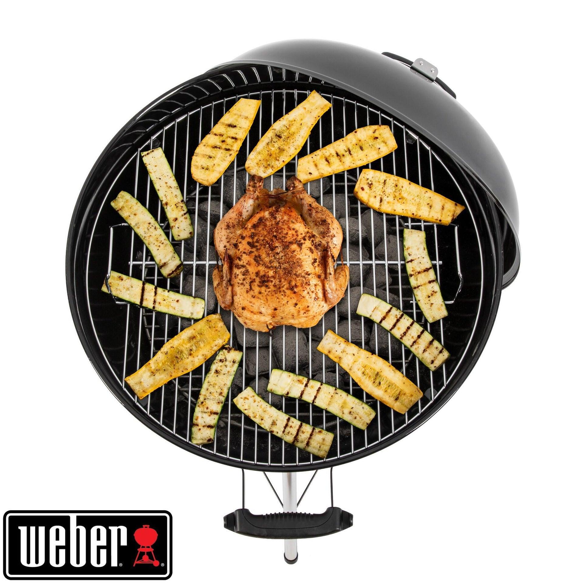 Barbecue a carbonella WEBER Original Kettle E-5710 D. 57 cm Ø 54.5 cm - 7