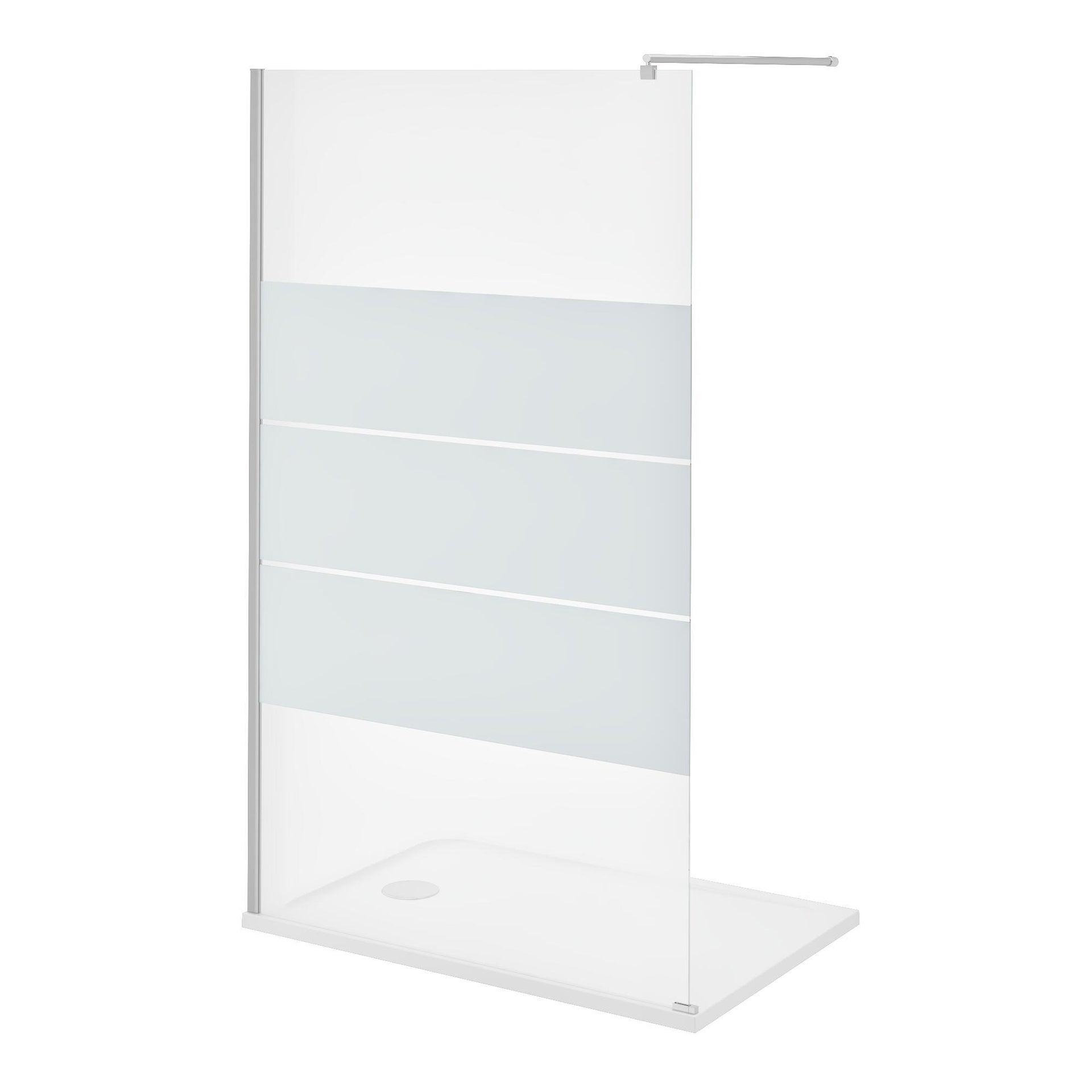 Piatto doccia resina sintetica e polvere di marmo Easy 80 x 120 cm bianco - 10