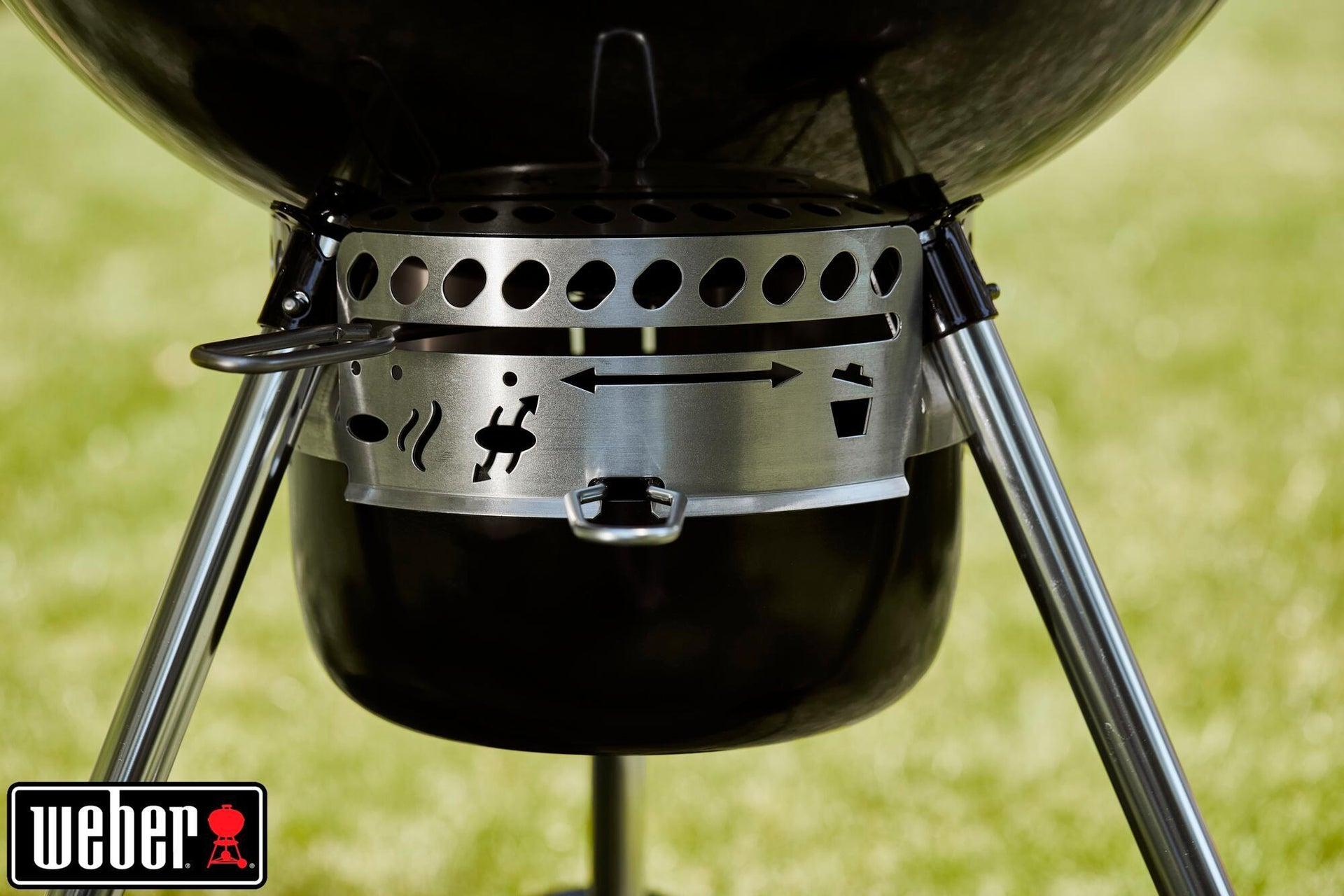 Barbecue a carbonella WEBER Original Kettle E-5730 D. 57 cm Ø 54.5 cm - 3