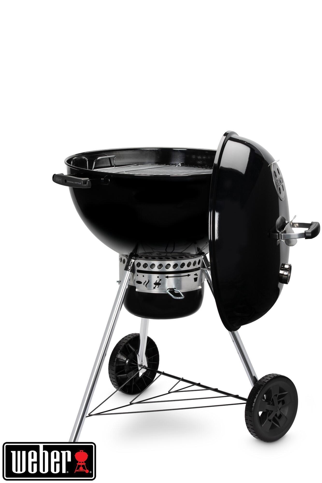 Barbecue a carbonella WEBER Original Kettle E-5730 D. 57 cm Ø 54.5 cm - 14