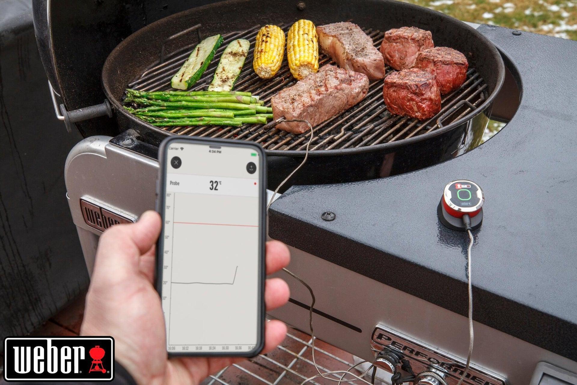 Termometro WEBER I-grill mini - 4