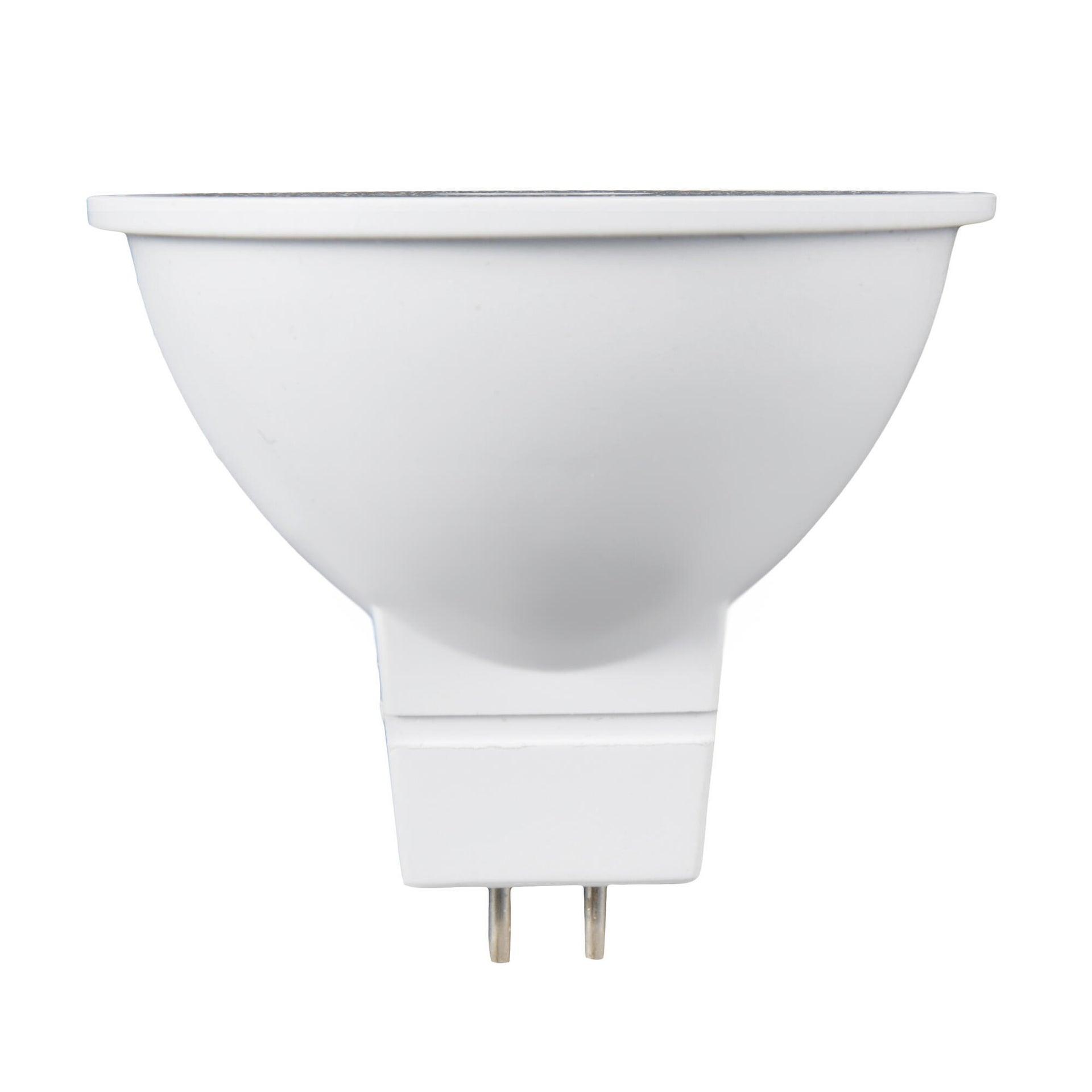 Lampadina LED, GU5.3, Faretto, Trasparente, Luce naturale, 5W=450LM (equiv 35 W), 100° , LEXMAN - 9