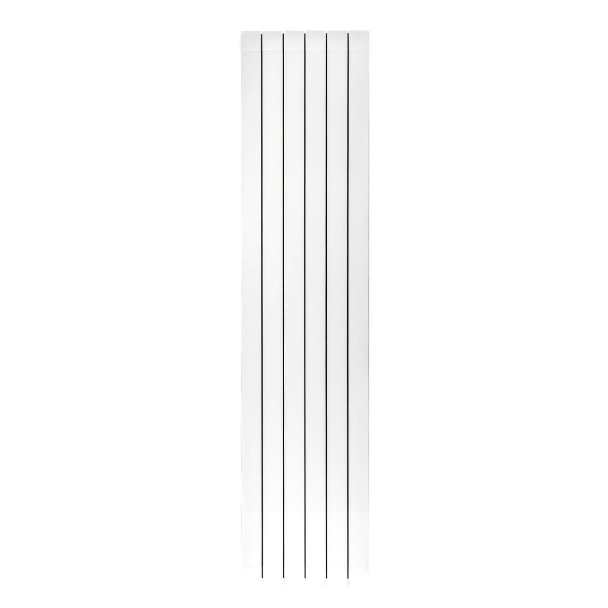 Radiatore acqua calda PRODIGE Superior in alluminio 6 elementi interasse 200 cm - 1