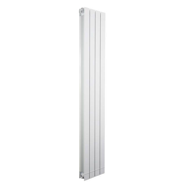 Radiatore acqua calda PRODIGE Superior in alluminio 4 elementi interasse 180 cm - 1