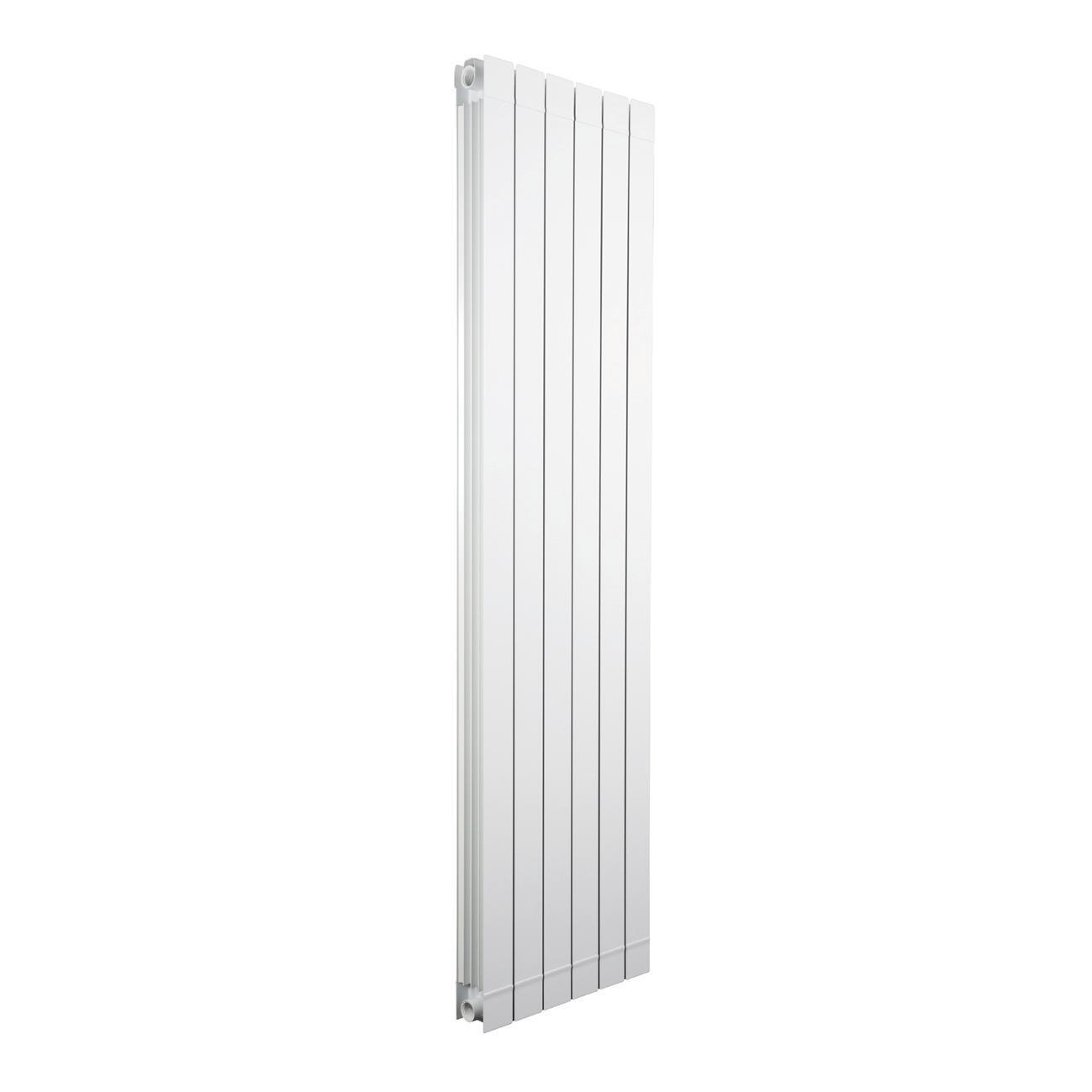 Radiatore acqua calda PRODIGE Superior in alluminio 6 elementi interasse 180 cm - 1