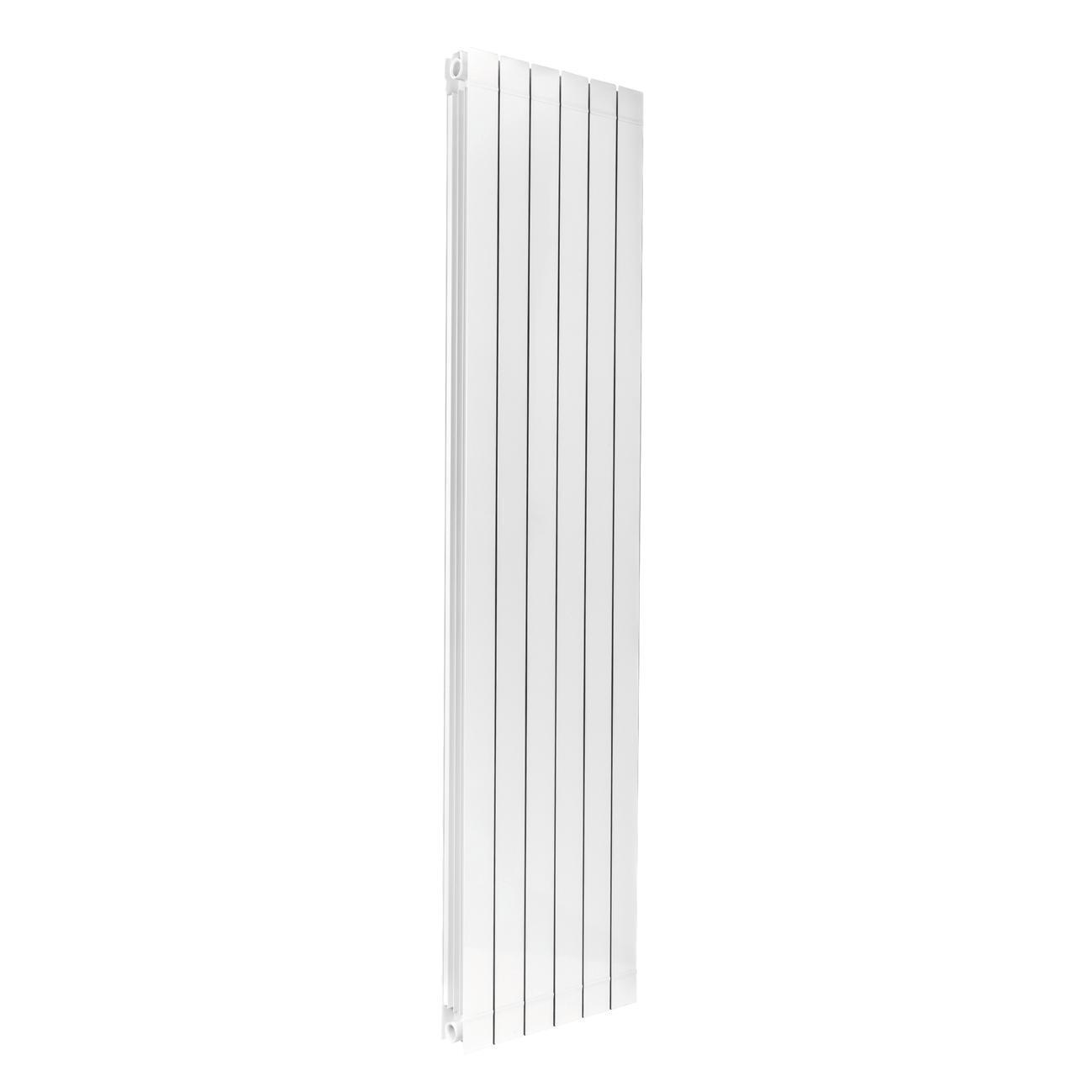 Radiatore acqua calda PRODIGE Superior in alluminio 6 elementi interasse 200 cm - 3