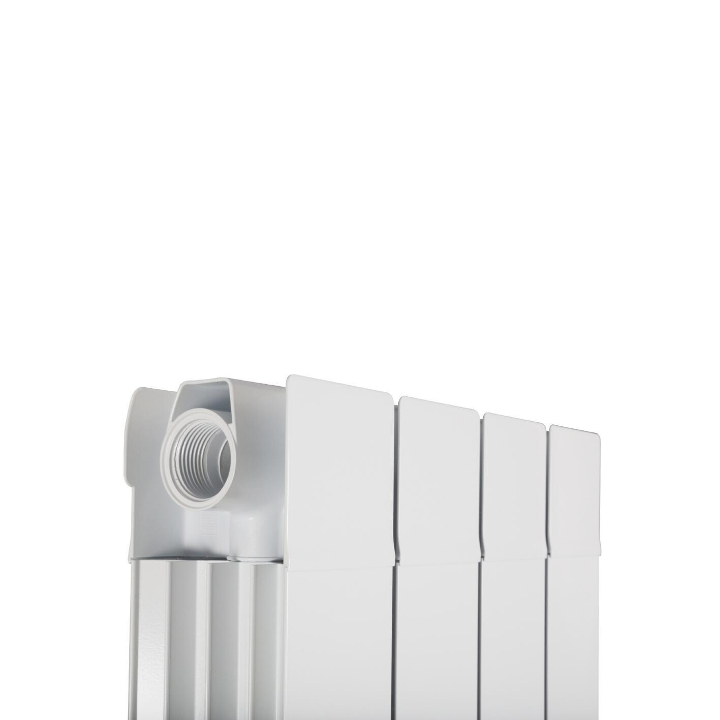Radiatore acqua calda PRODIGE Superior in alluminio 4 elementi interasse 180 cm - 3