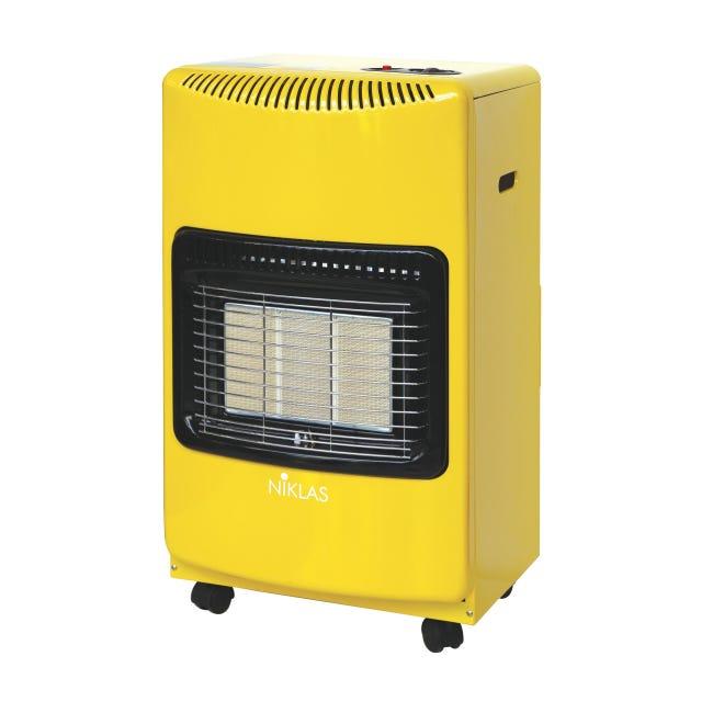 Stufa a infrarossi Niklas Nova Kolor 4.2 kW - 1