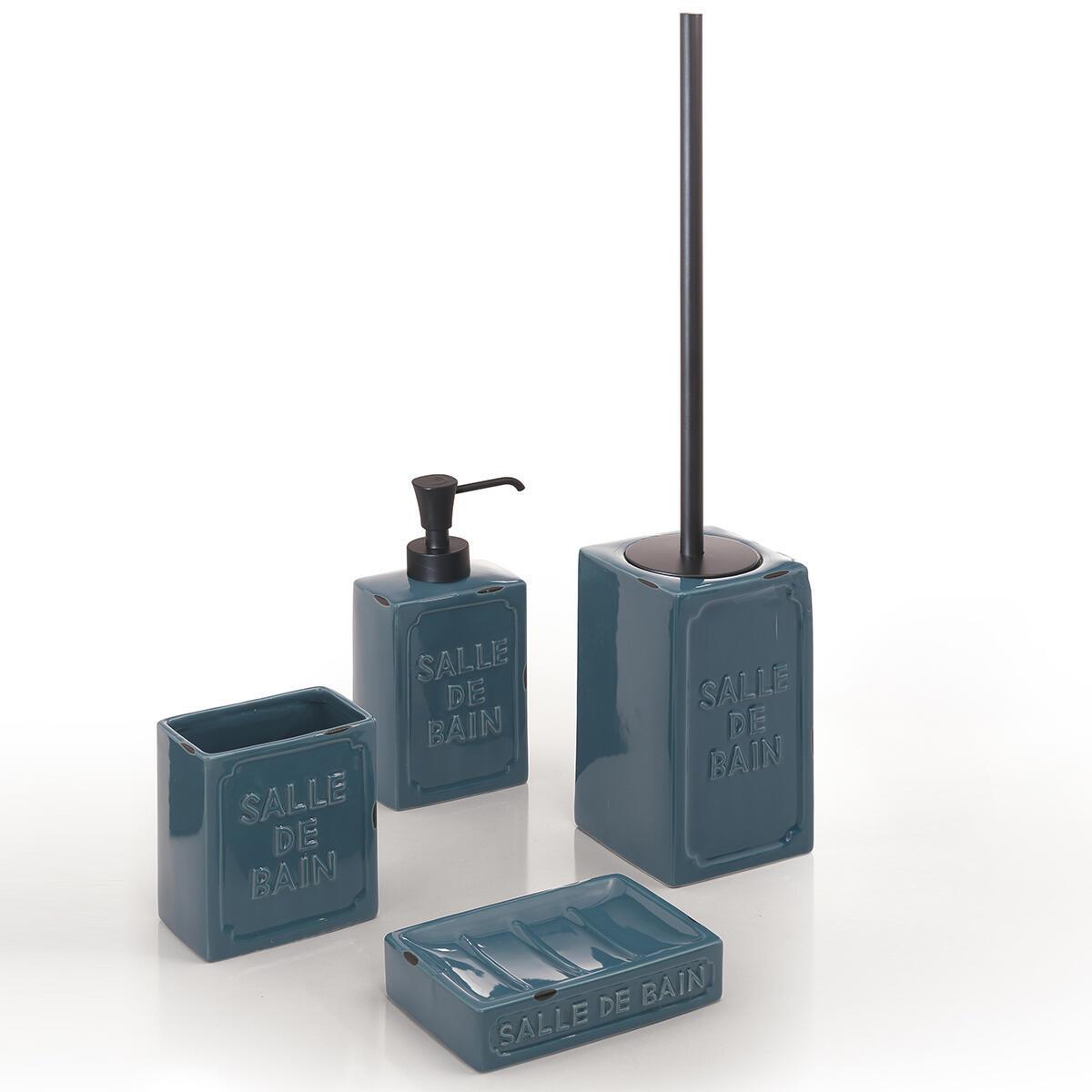 Dispenser sapone Vivienne blu - 2