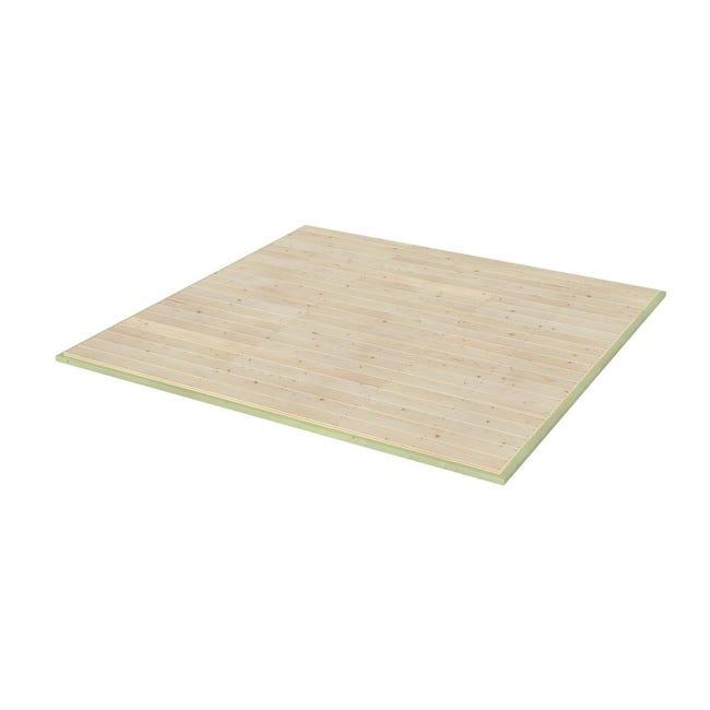 Pavimento per casetta da giardino Primula DECOR ET JARDIN 242.8 x 270 x 45 cm - 1