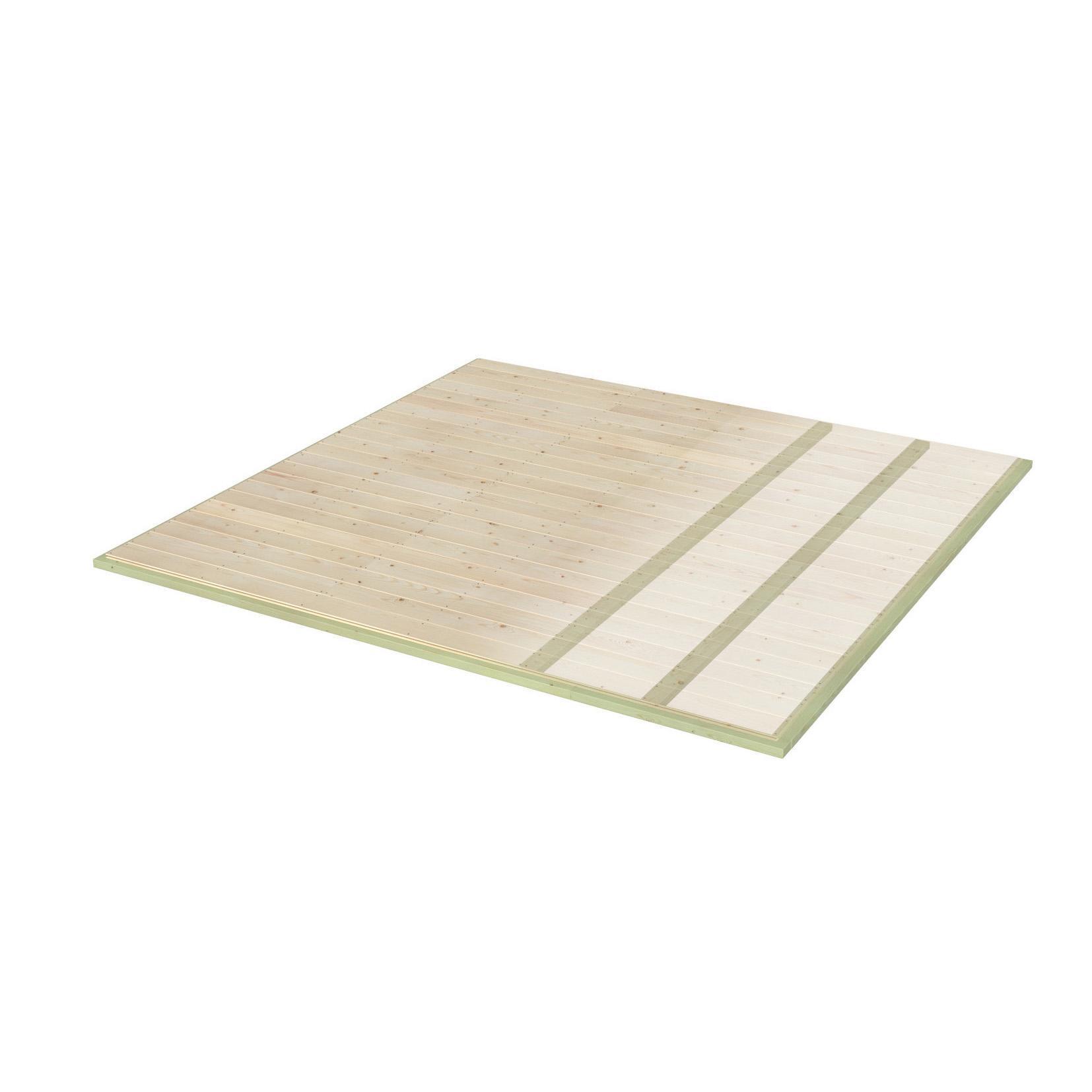 Pavimento per casetta da giardino Primula DECOR ET JARDIN 242.8 x 270 x 45 cm - 4