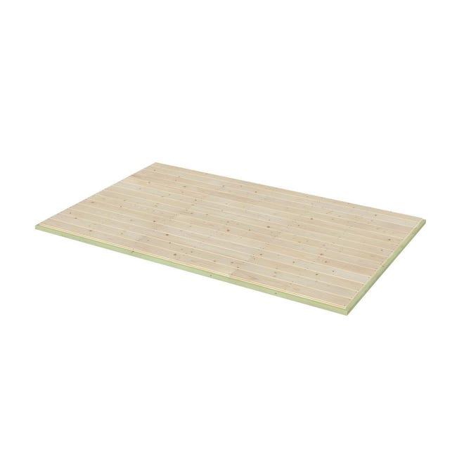 Pavimento per casetta da giardino Narciso DECOR ET JARDIN 269 x 269 x 176 cm - 1
