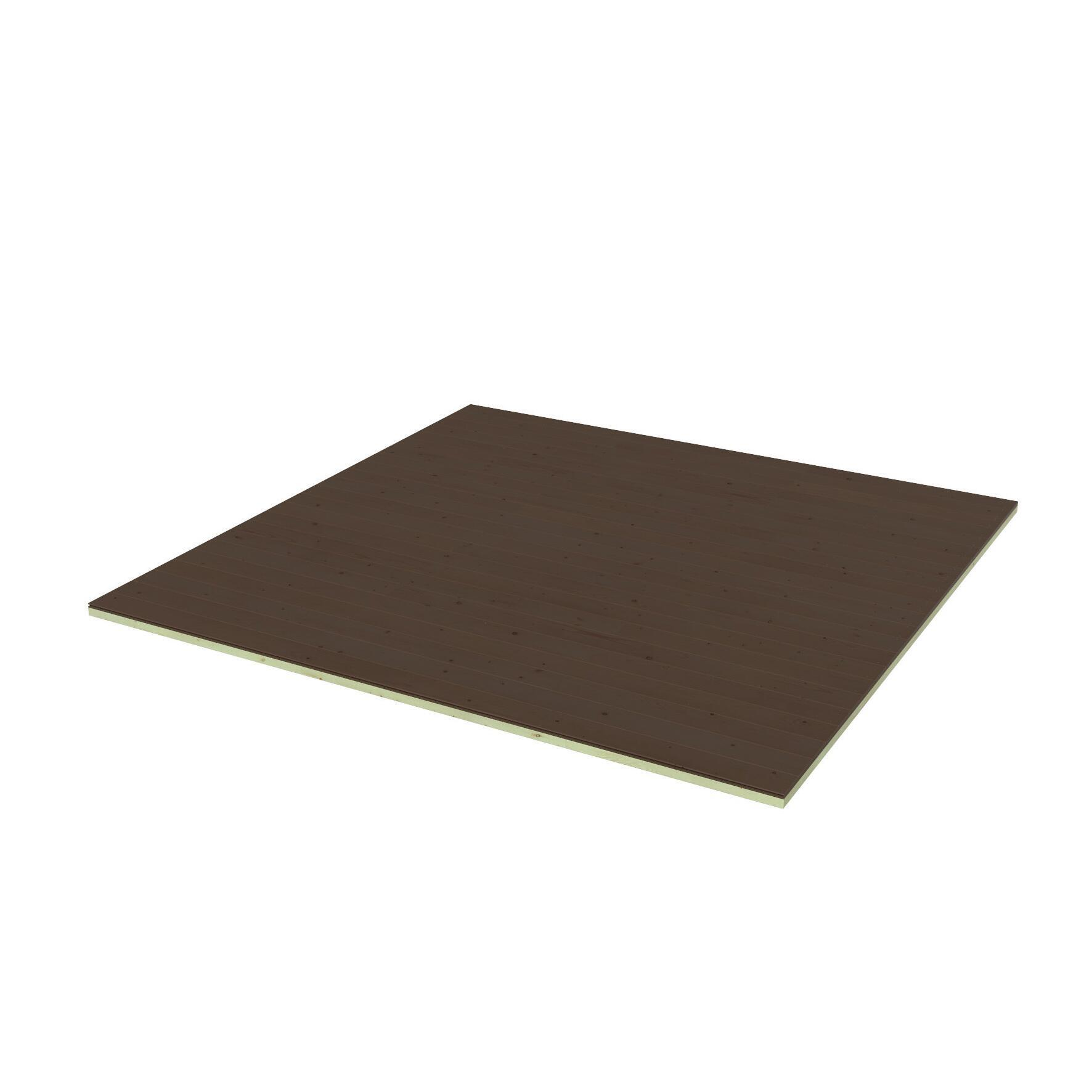 Pavimento per casetta da giardino Viola DECOR ET JARDIN 241.4 x 250 x 45 cm - 2