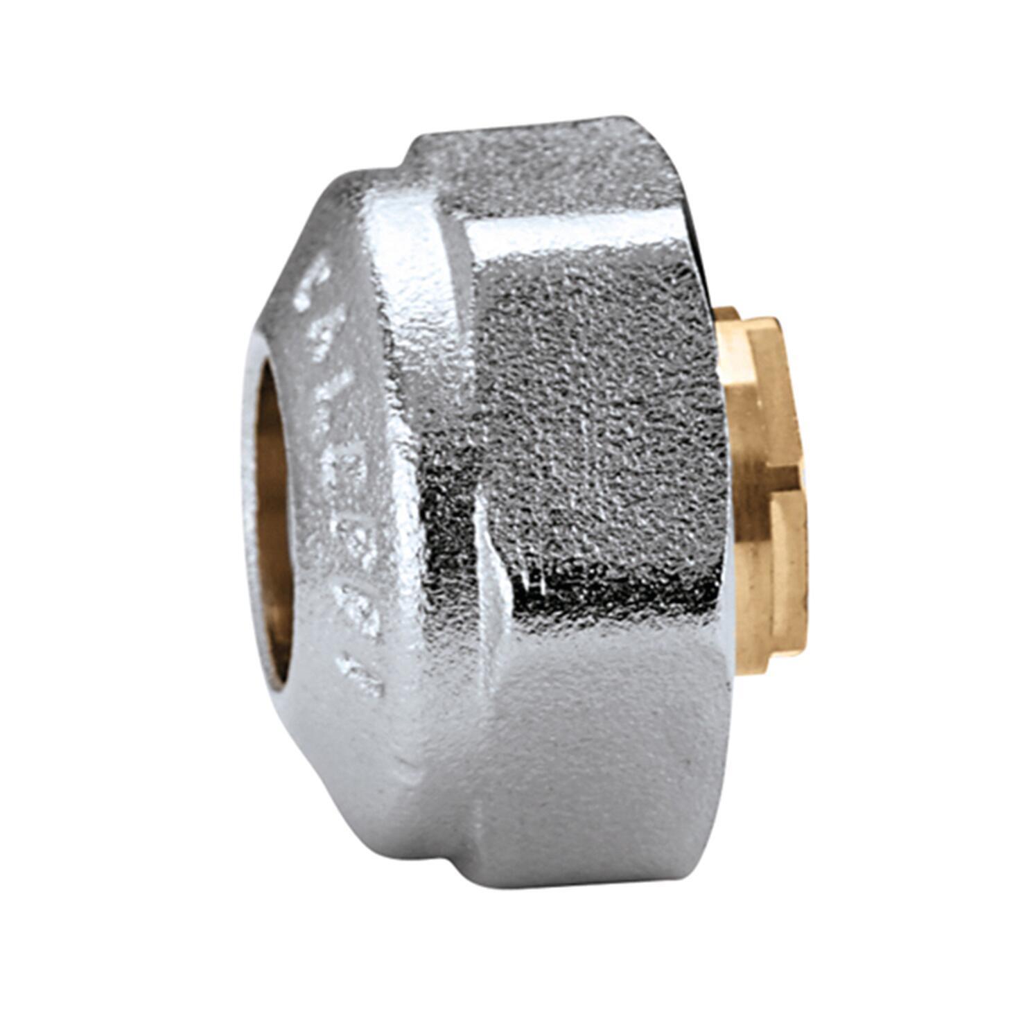 Adattatore per tubo in rame Caleffi Ø 10 mm