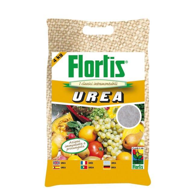 Concime granulare FLORTIS Urea 4 Kg - 1
