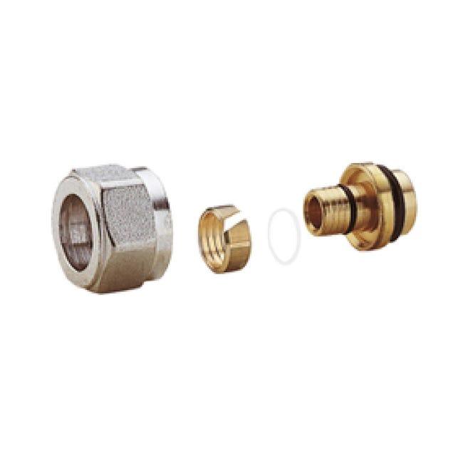 Adattatore per tubo multistrato Giacomini Ø 20 mm - 1