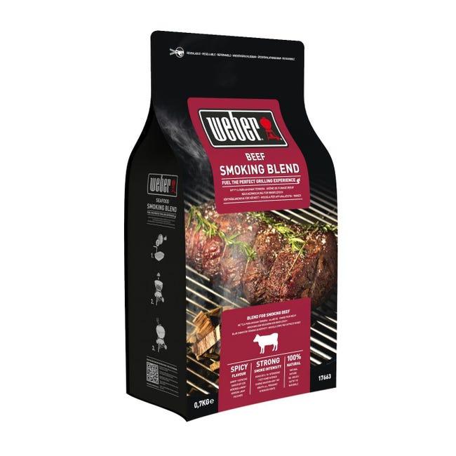 Schegge WEBER per affumicatura carne di manzo - 1
