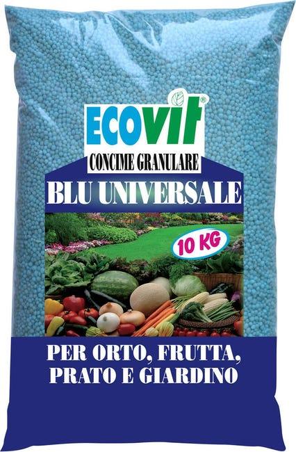 Concime granulare ECOVIT Blu 10 Kg - 1