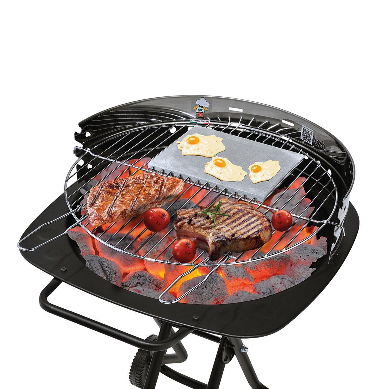 Barbecue a carbonella Tandem D. 52 cm - 2