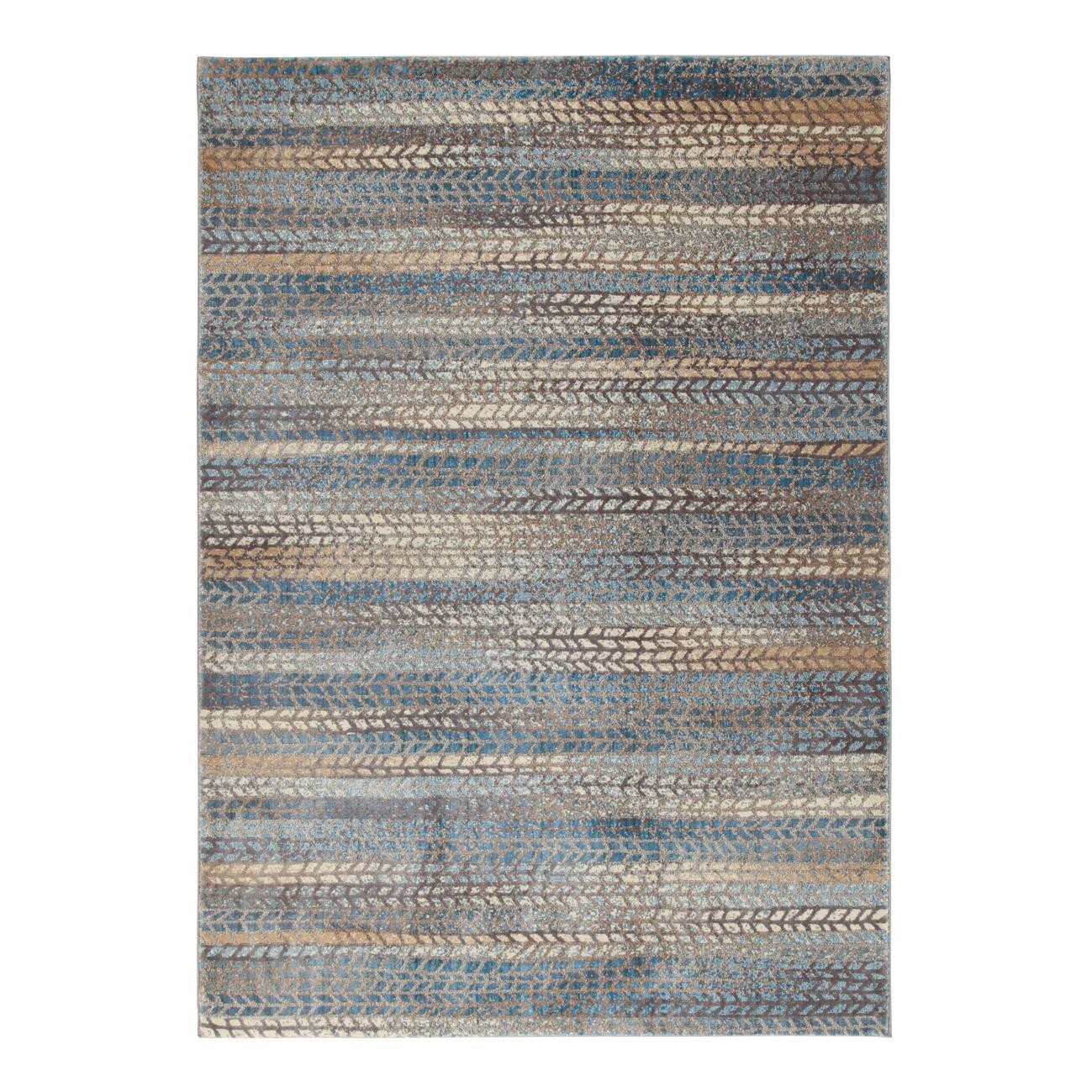 Tappeto Four seasons , blu scuro, 160x220 - 2