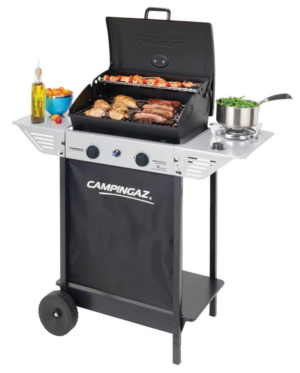 Barbecue a gas CAMPINGAZ Xpert Basic 100LS 2B +1 2 bruciatori - 2