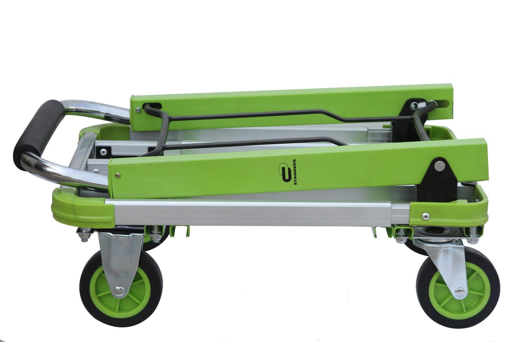 Carrello piattaforma STANDERS 71 x 42 cm portata 150 kg - 4
