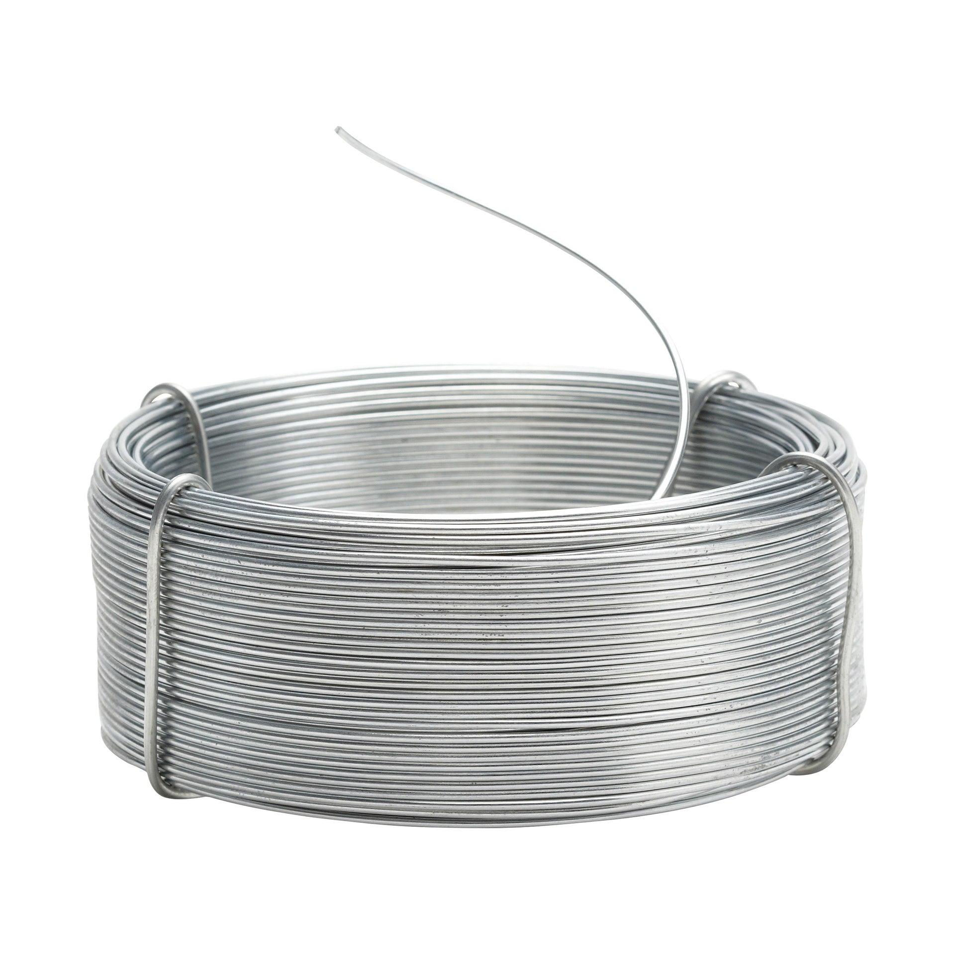 Filo in acciaio STANDERS Ø 1.1 mm x L 50 m - 1