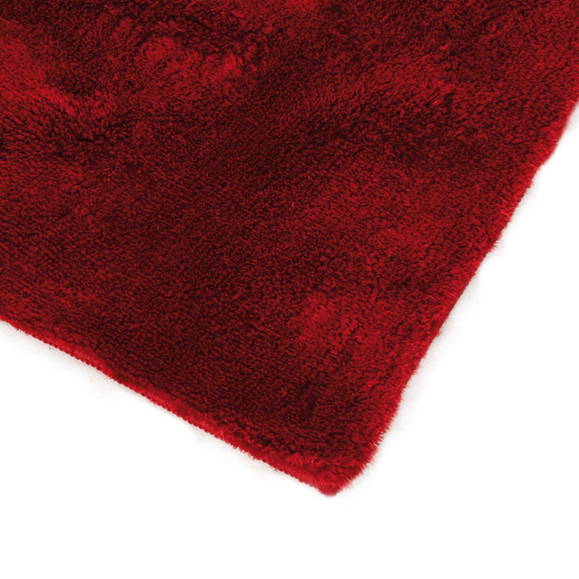 Tappeto Shaggy coccole , rosso, 120x170 - 3