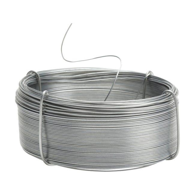 Filo in acciaio STANDERS Ø 0.7 mm x L 75 m - 1