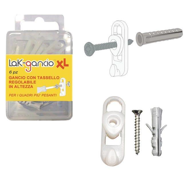Chiodo decorativo Lak XL nylon - 1