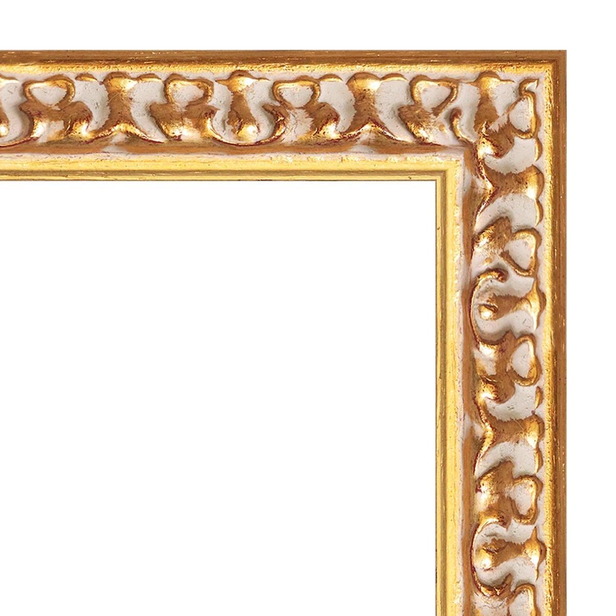 Cornice INSPIRE Baroque oro per foto da 29.7x42 cm - 2