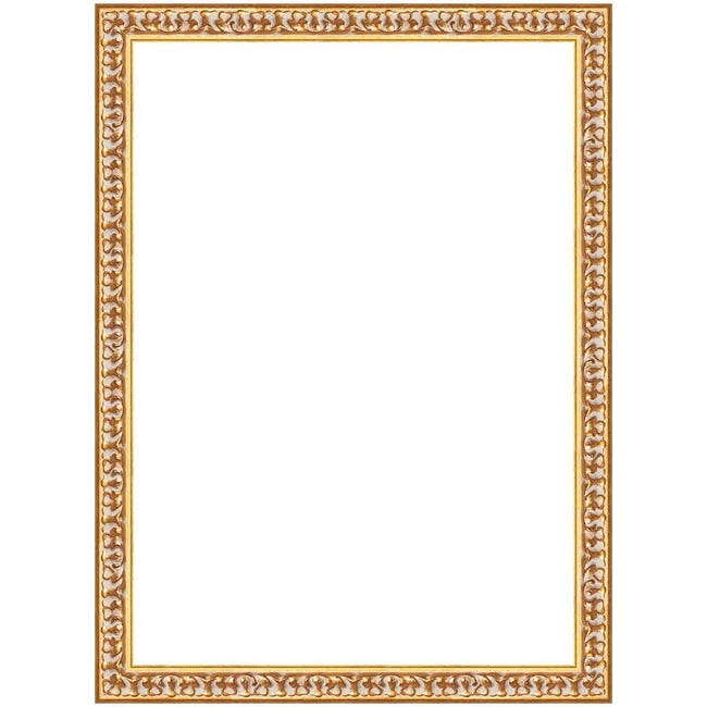 Cornice INSPIRE Baroque oro per foto da 29.7x42 cm - 1