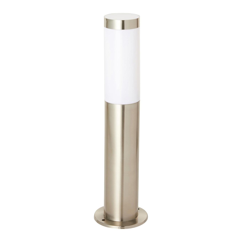 Lampione Bergen H45 cm in alluminio, acciaio, E27 1x MAX 46W IP44 INSPIRE - 3