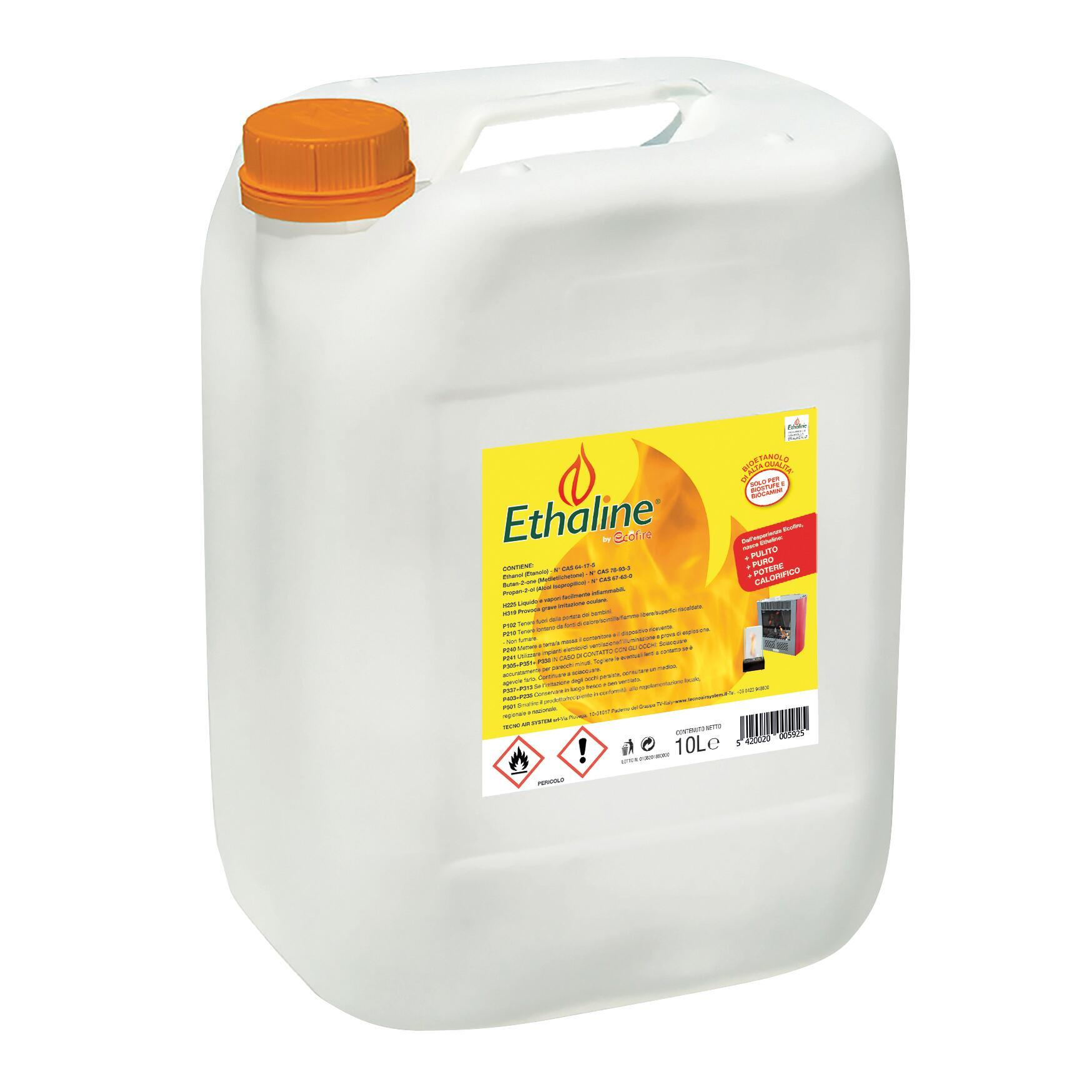 Combustibile Ethaline 10 L
