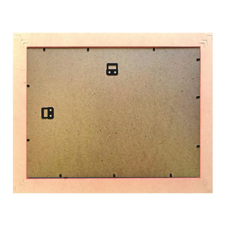 Lavagna per gesso Rigata bianco 36x46 cm - 3