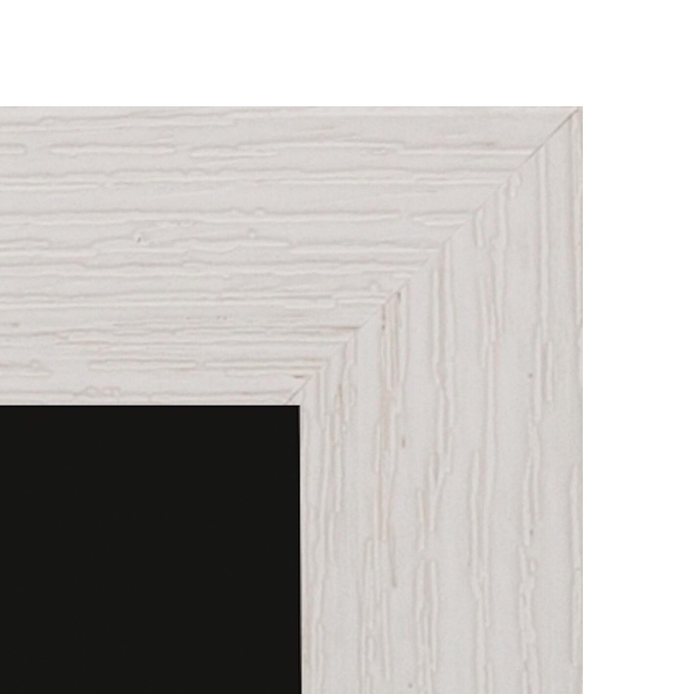 Lavagna per gesso Rigata bianco 36x46 cm - 2