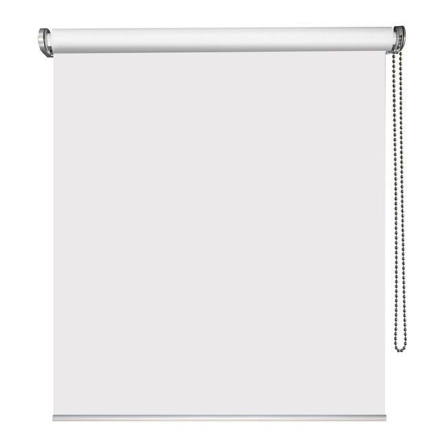 Tenda a rullo oscurante Must bianco 90 x 250 cm - 1