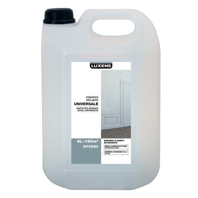 Fissativo LUXENS base acqua interno Isolante 4 L - 1