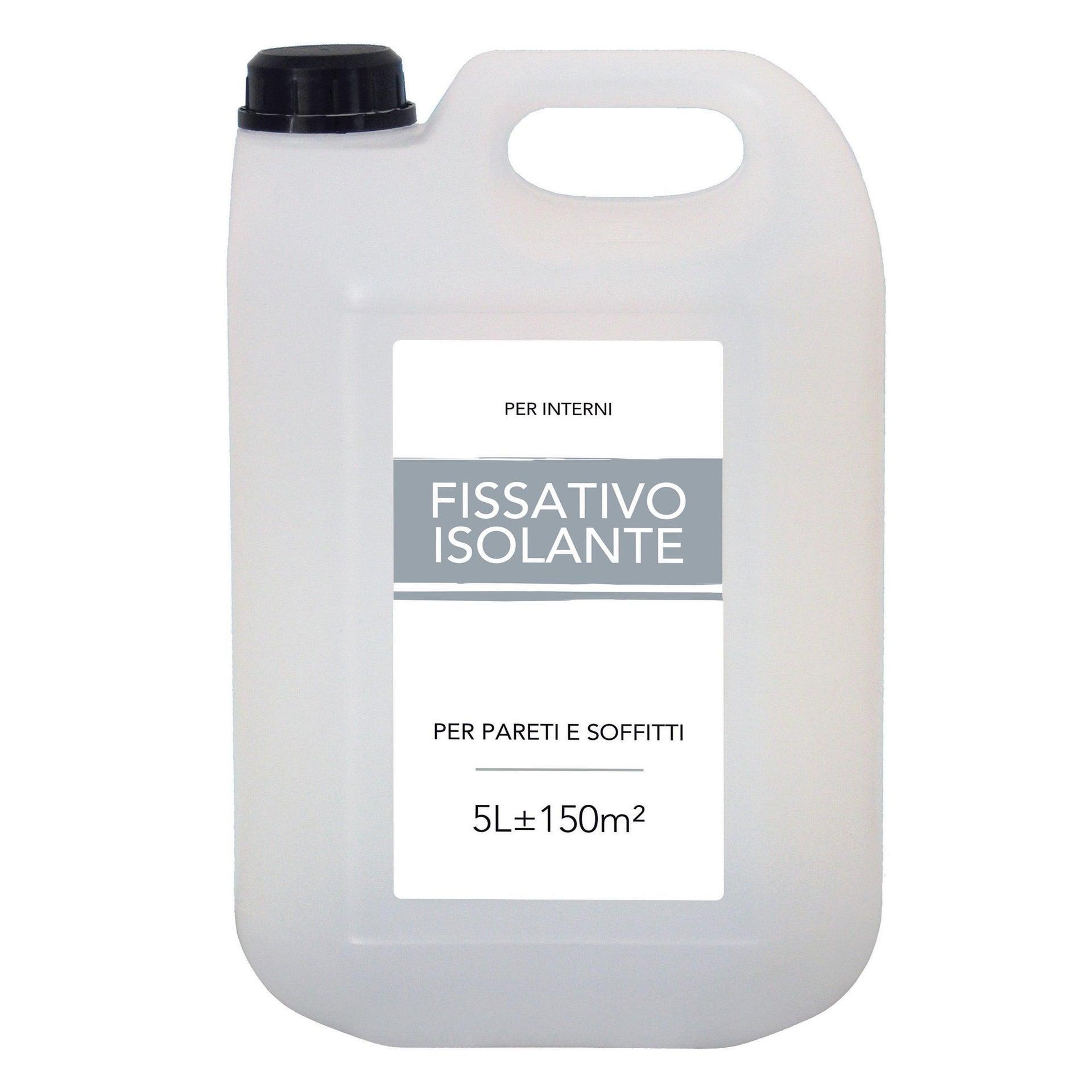 Fissativo base acqua interno Isolante 5 L