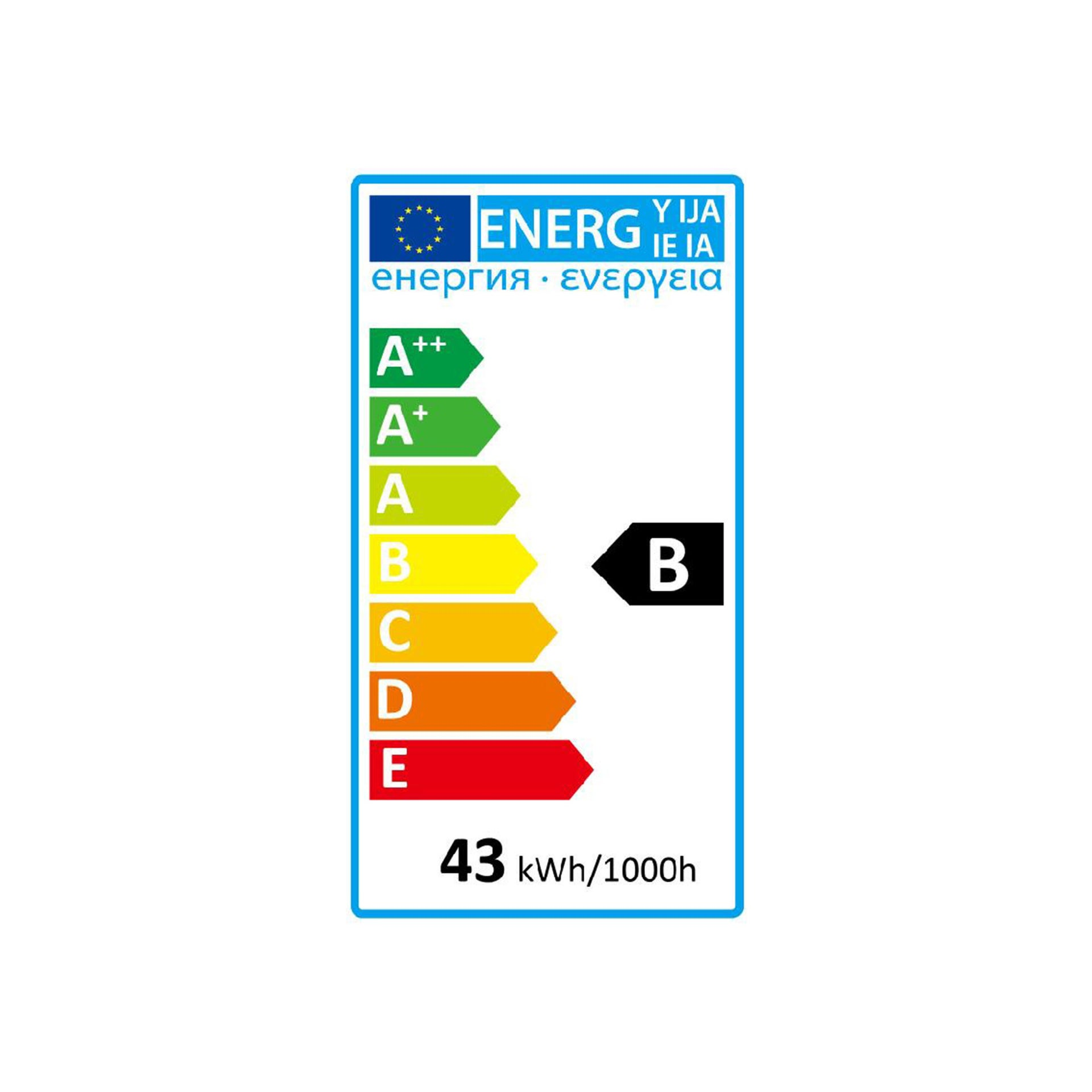 Lampadina Alogena, GU5.3, Faretto, Trasparente, Luce calda, 40W=540LM (equiv 50 W), 38° - 2