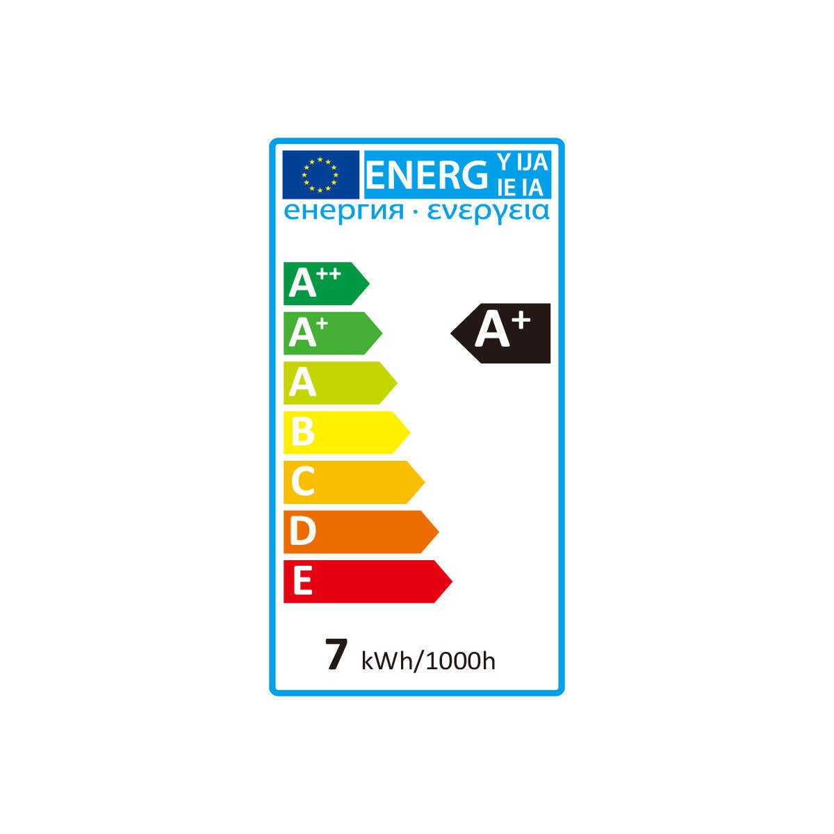 Lampadina LED, GU10, Faretto, Opaco, CCT, 6W=345LM (equiv 50 W), 100° , LEXMAN - 3