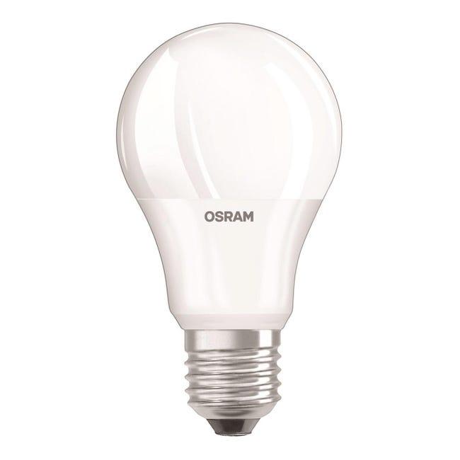 Lampadina LED, E27, Goccia, Opaco, CCT, 11W=1060LM (equiv 75 W), 200° , OSRAM - 1