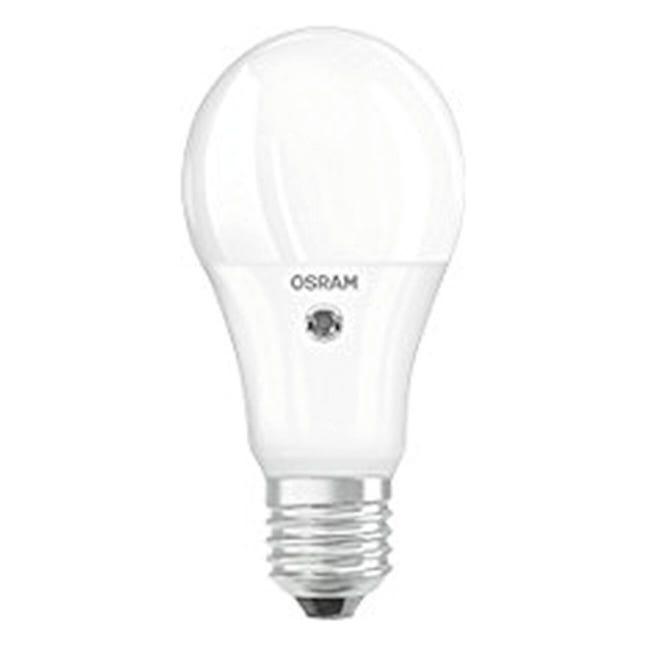 Lampadina LED, E27, Goccia, Opaco, Luce calda, 10W=1060LM (equiv 75 W), 200° , OSRAM - 1