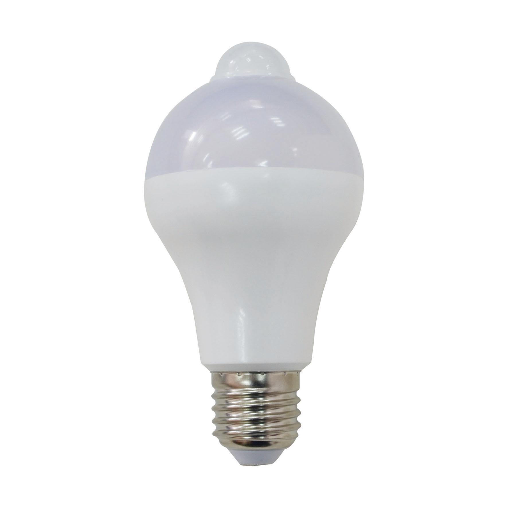 Lampadina LED, E27, Goccia, Opaco, Luce fredda, 12W=1055LM (equiv 75 W), 150° , LEXMAN - 1