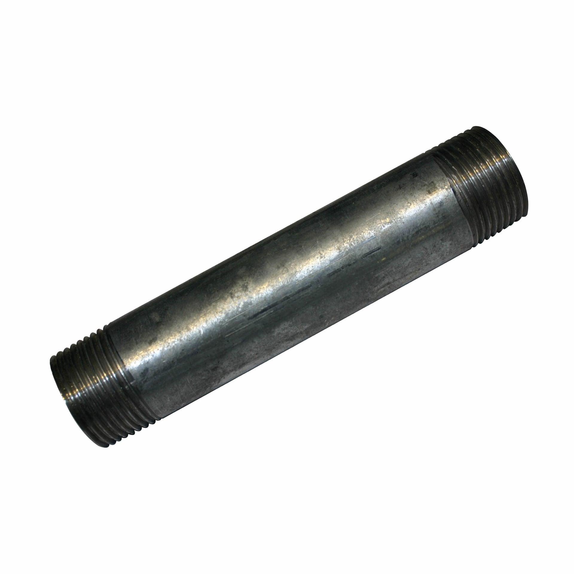 Tubo in acciaio Barilotto tronchetto Ø 3/8