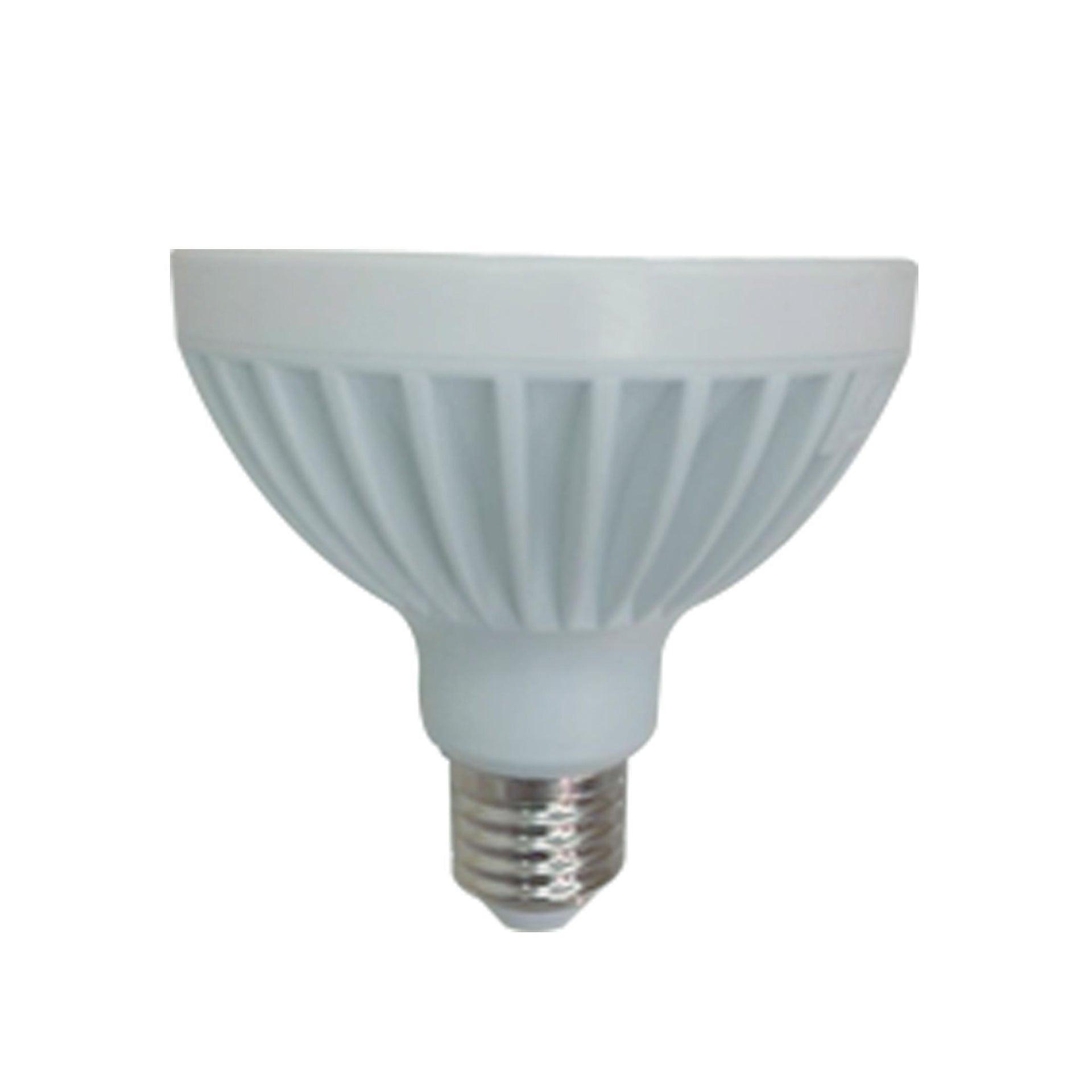 Lampadina LED, E27, Faretto, Trasparente, Luce naturale, 10.5W=875LM (equiv 100 W), 30° , LEXMAN - 1