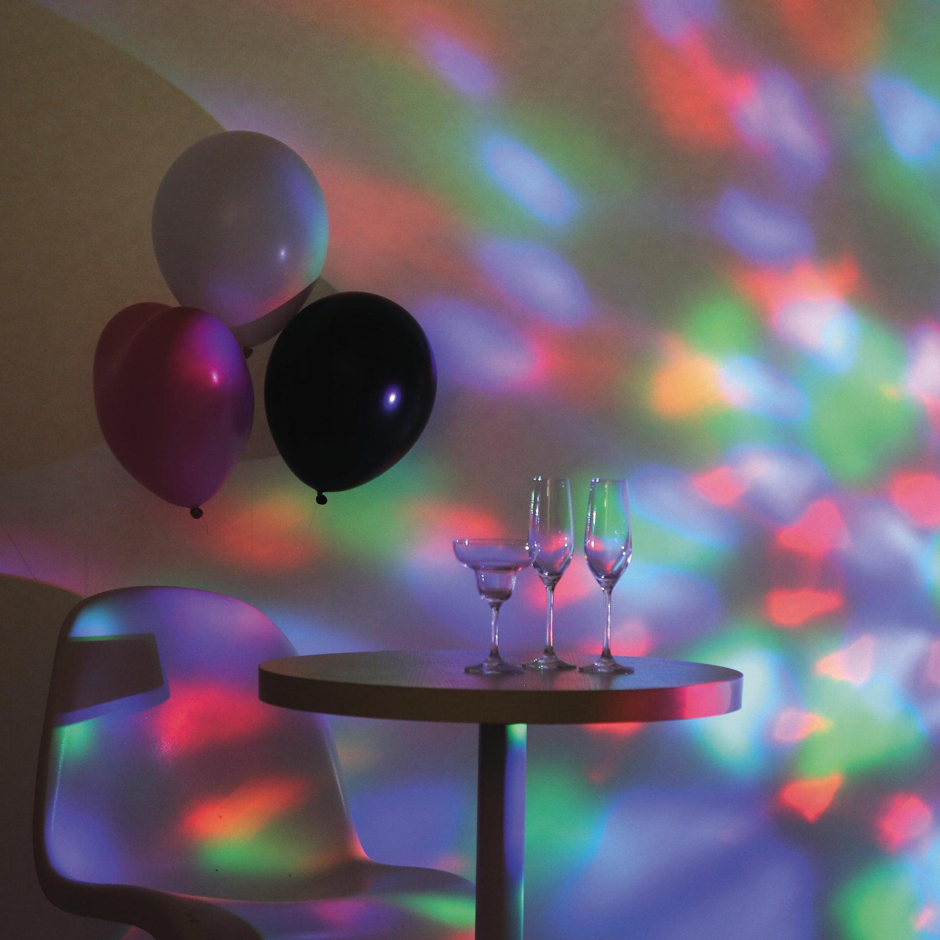 Lampadina LED, E27, Goccia, Trasparente, RGB, 5W=250LM (equiv 5 W), 360° , LEXMAN - 4