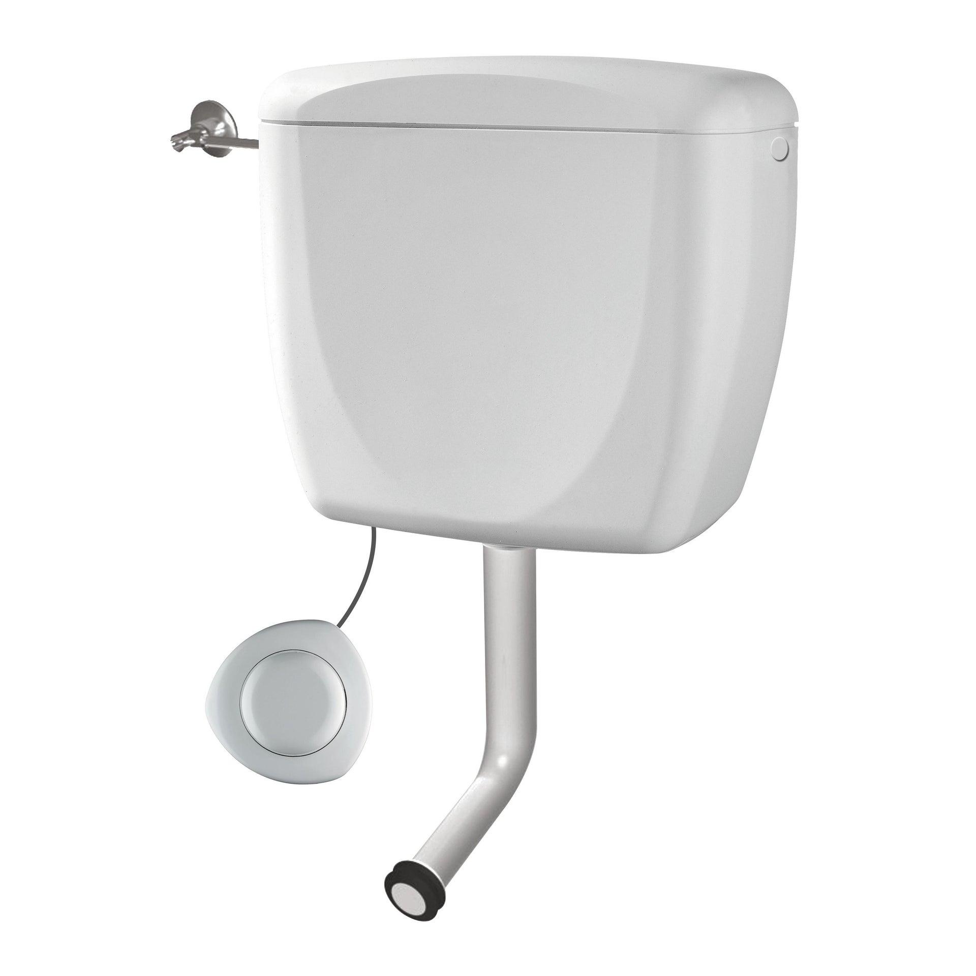 Cassetta wc SIAMP Rondo idropneumatico